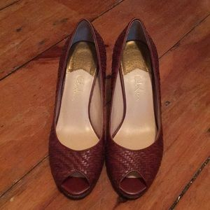 Come Haan Shoes Size 9